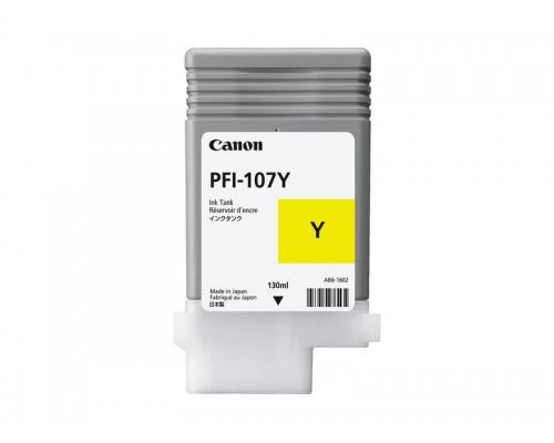 CANON PFI-107 Yellow