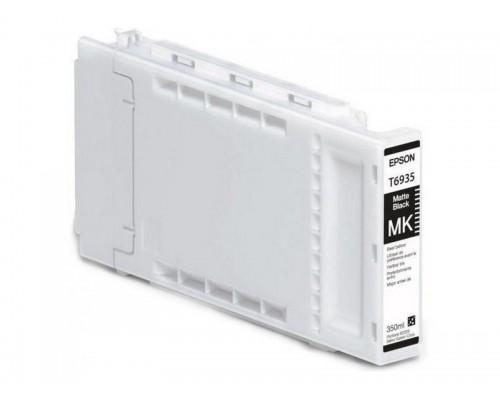 Картридж Epson (SureColor SC-T3000/5000/7000, 350мл, черный матовый) C13T693500