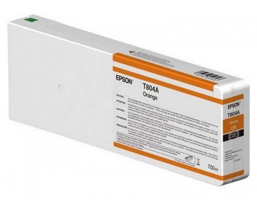 Картридж Epson (P7000/9000, 700мл, оранжевый)  C13T804A00