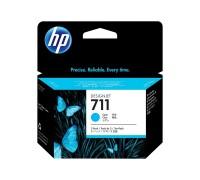 HP 711 3-pack 29-ml Cyan