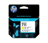 HP 711 3-pack 29-ml Yellow